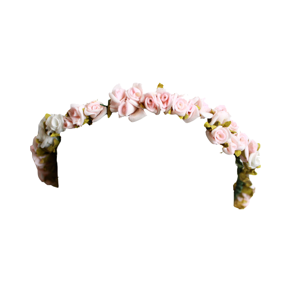 Transparent pictures free icons. Flower crown png