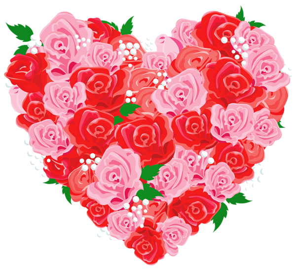 Gallery recent updates . Clipart roses heart