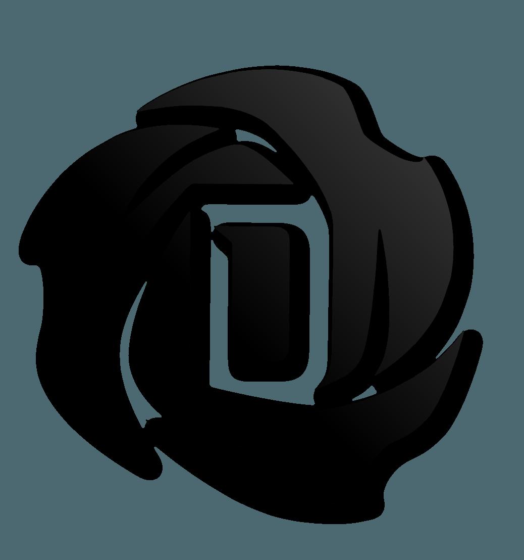 Clipart rose logo. Derrick wallpapers wallpaper cave