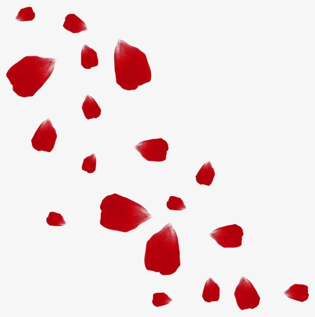 Petals sticker background creative. Clipart rose rose petal