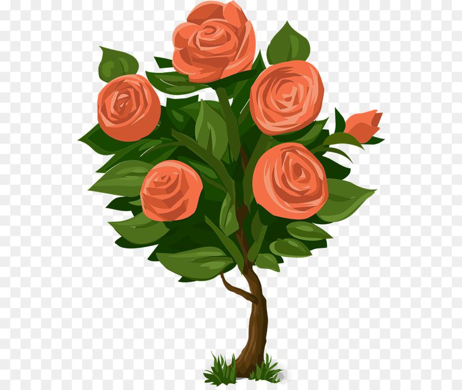 Clipart rose shrub. Floral flower background leaf