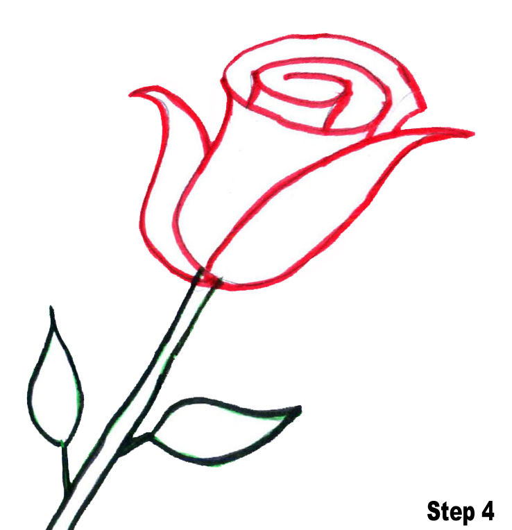 Free drawings download clip. Clipart rose simple