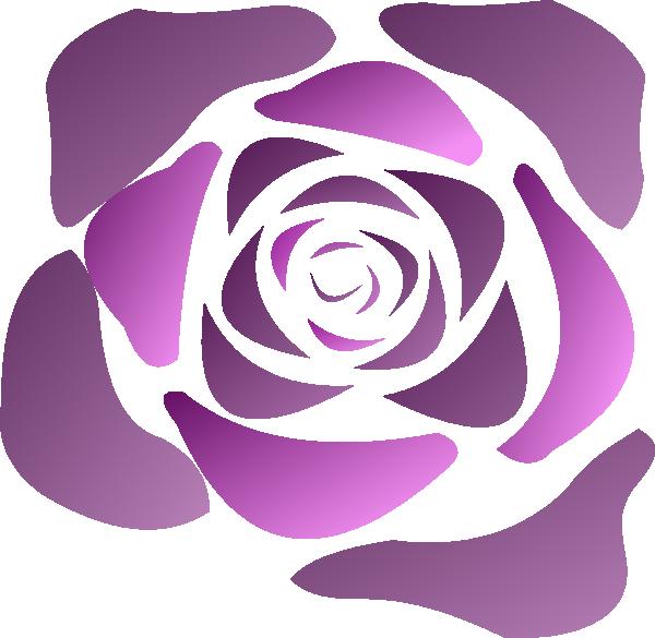Clip art at clker. Clipart rose vector