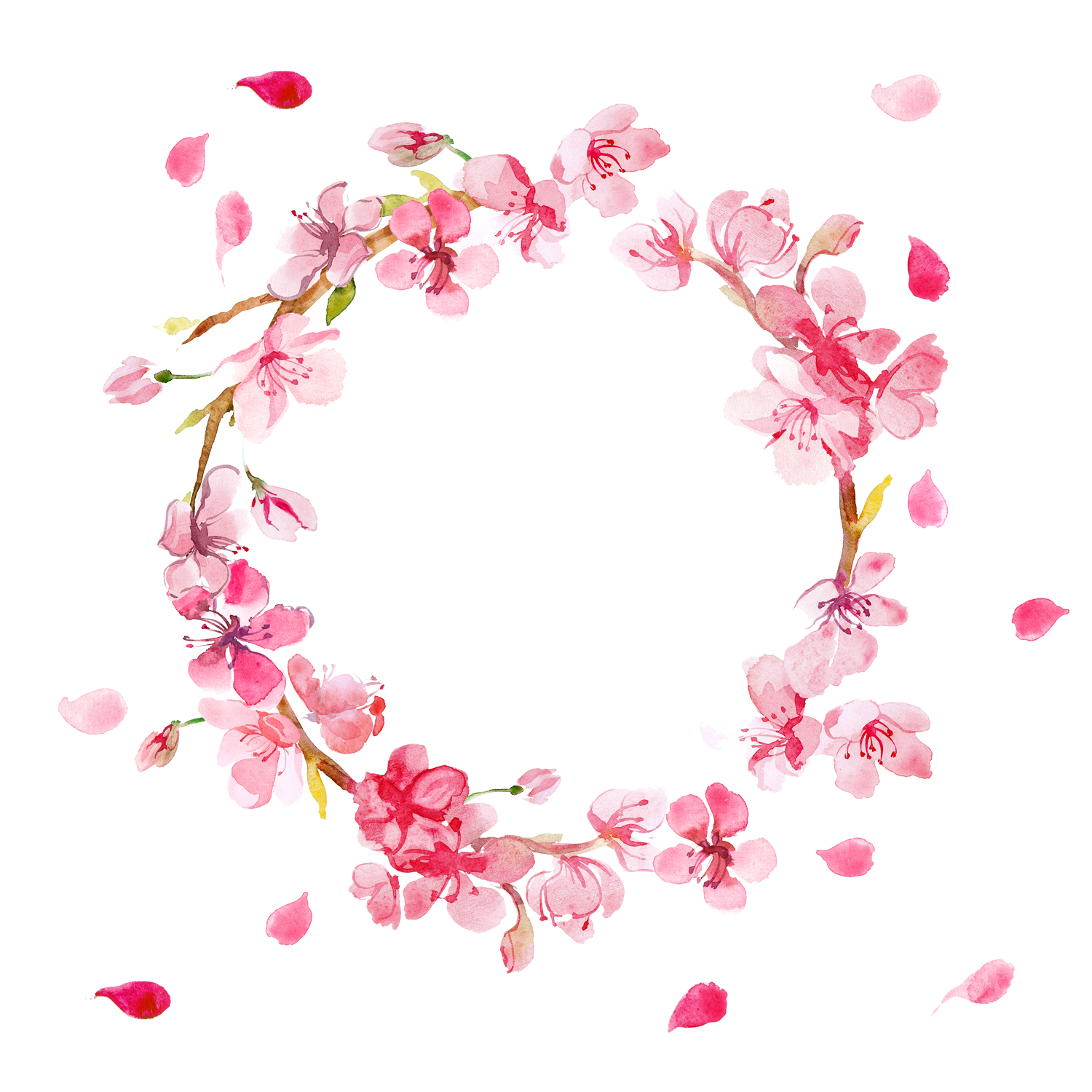 Hd transparent images pluspng. Flower wreath png