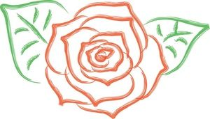 Clipart roses basic. Top clip art free
