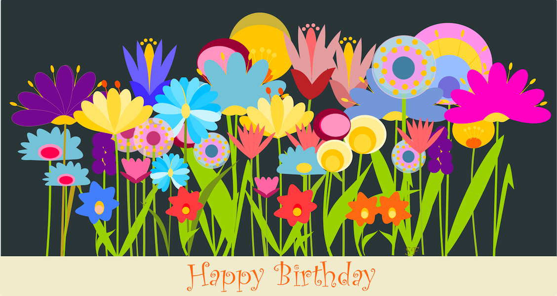 Free cliparts flowers download. Clipart roses birthday