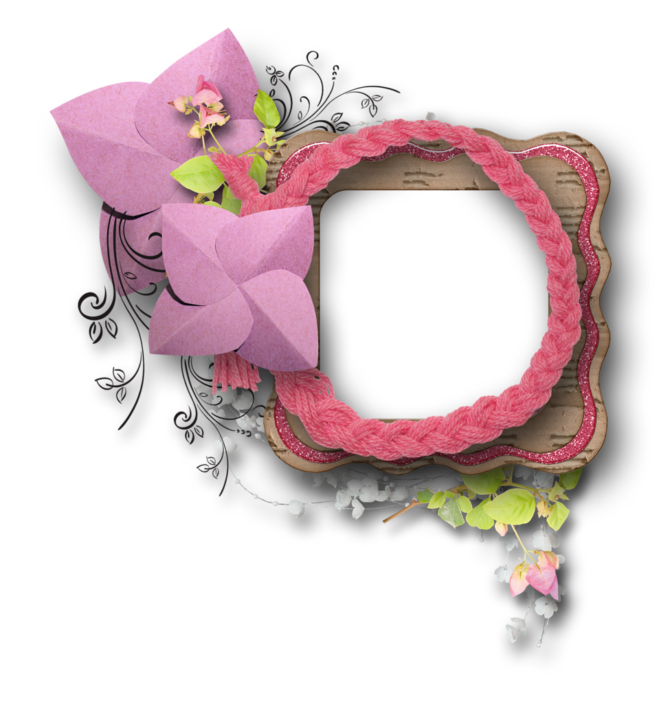 Clipart roses curved.  frames f curvados