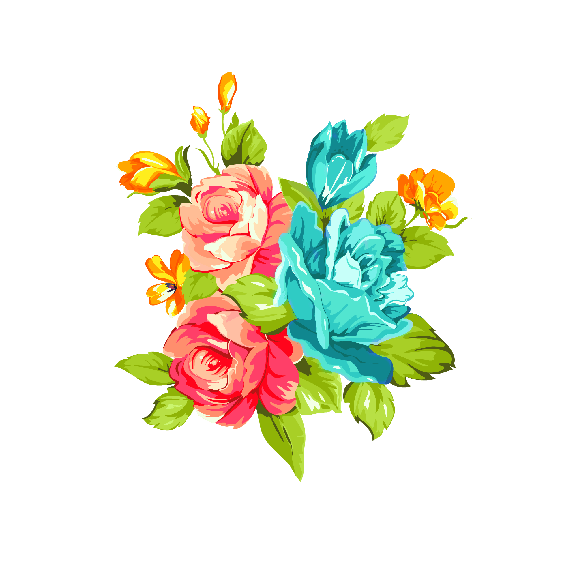 How to use a. Heat clipart ten flower