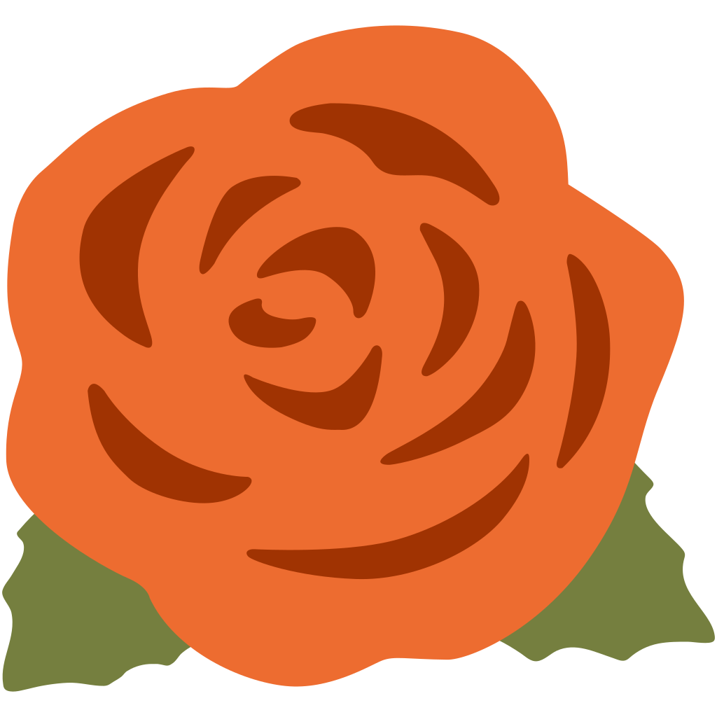 Clipart roses emoji. File u f svg