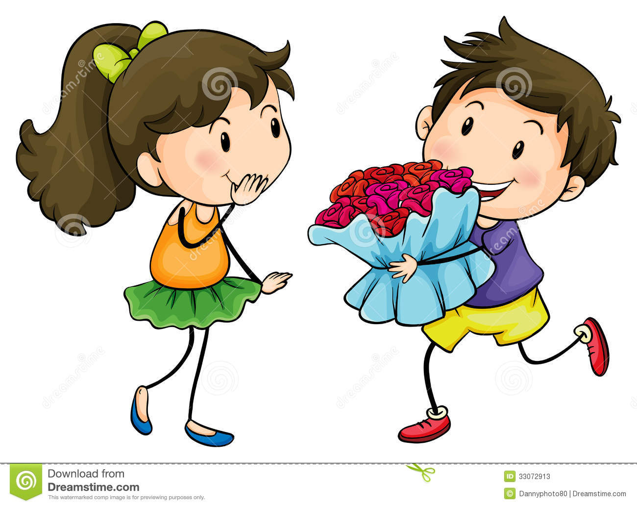 Clipart roses giving. Flowers station