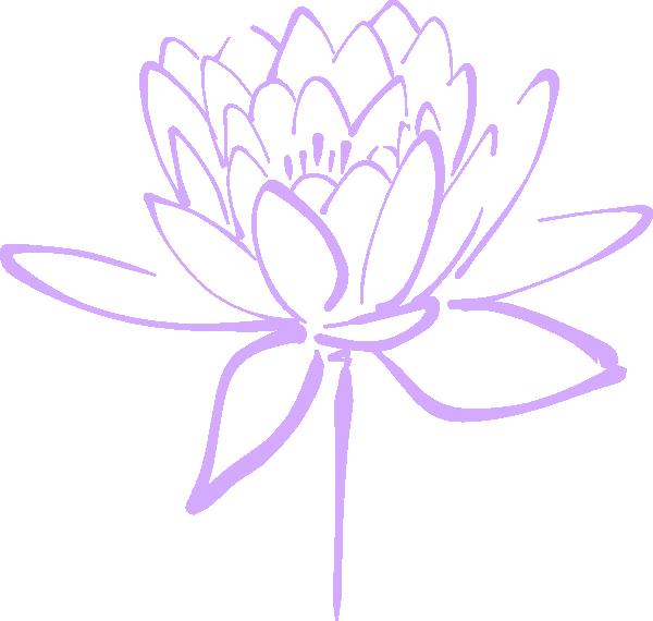 Lavender clipart lavender field. Purple flower haily clip