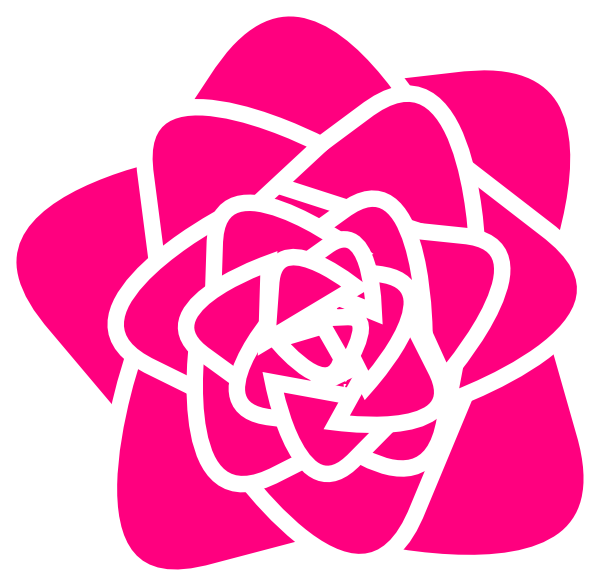 Clipart roses top. Pink backgrounds x pictures