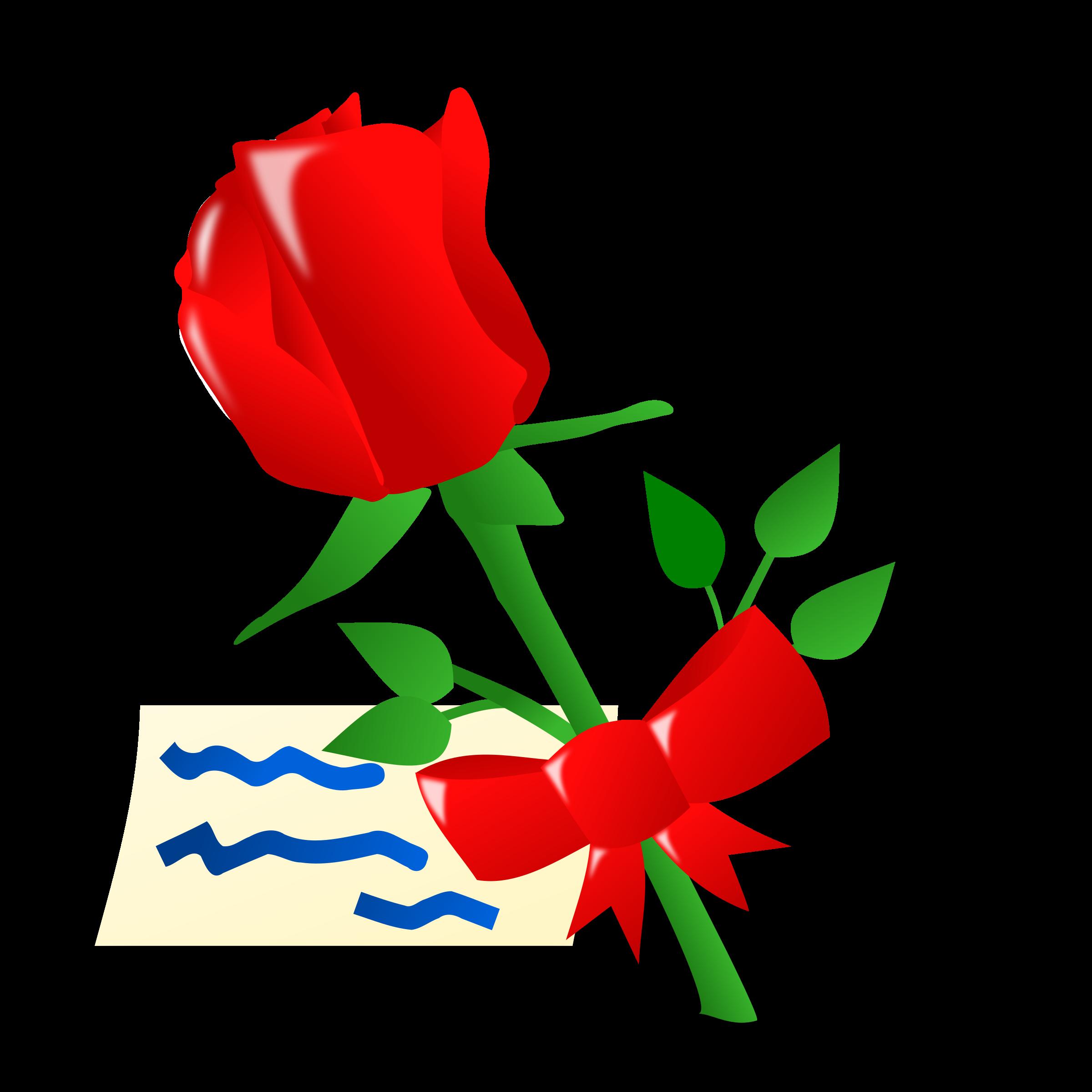 Clipart roses valentines. Valentine day icon big