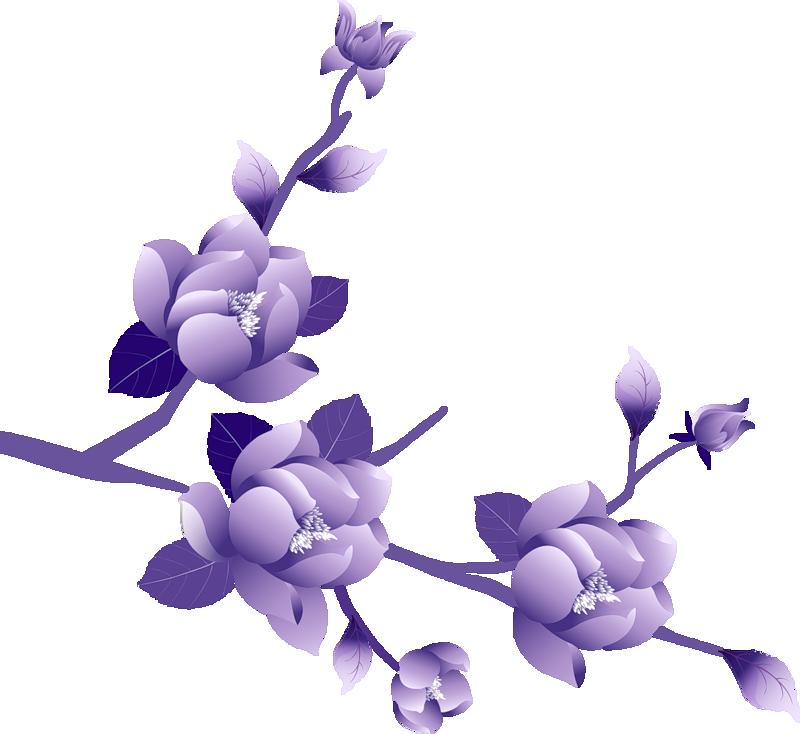 Transparent painted large purple. Clipart roses wedding