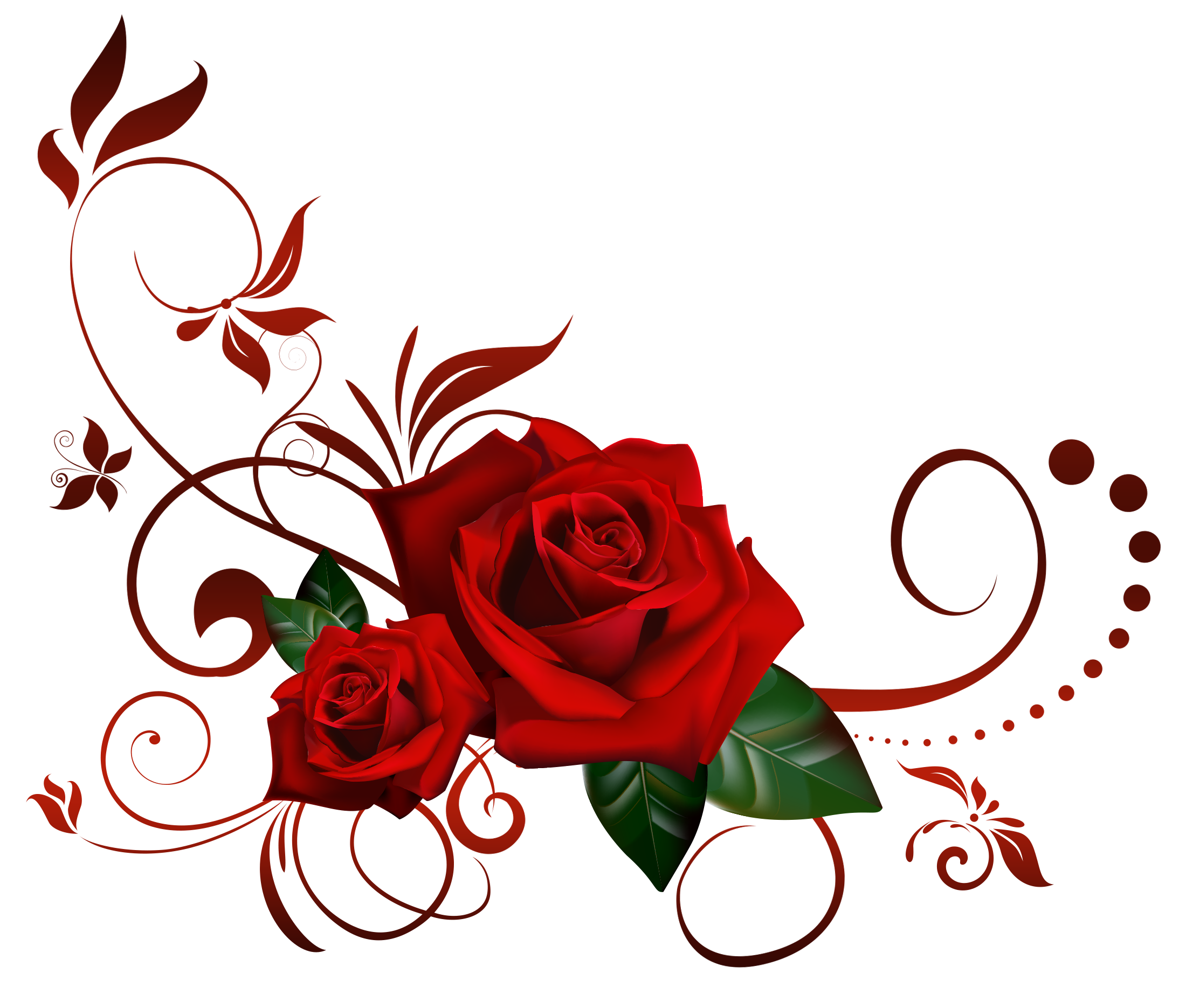 Clipart roses wedding. A heart frame with