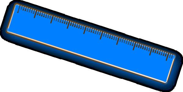 Clip art at clker. Clipart ruler