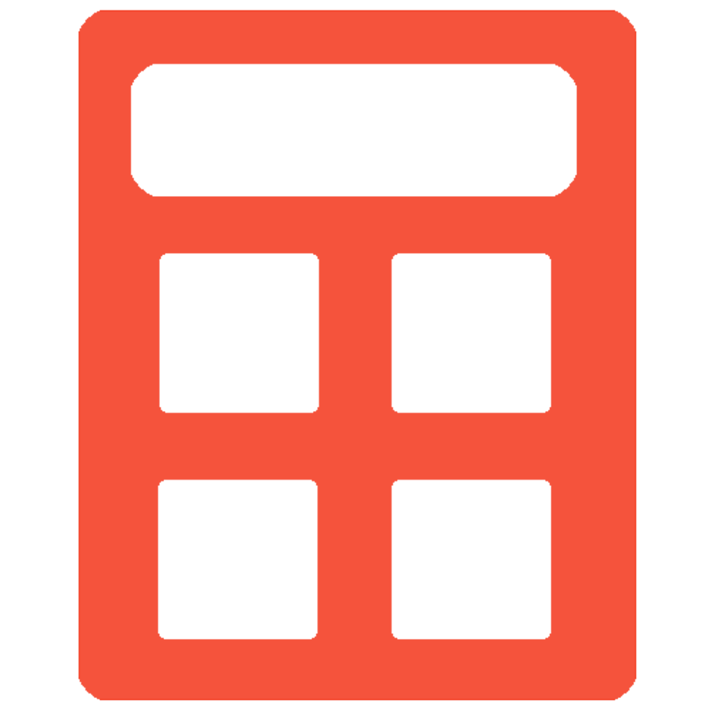 Fraction clipart rectangle fraction. Feet and inches calculator