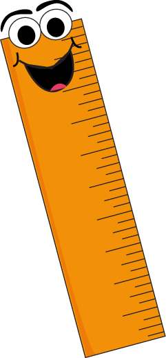 Animated . Clipart ruler