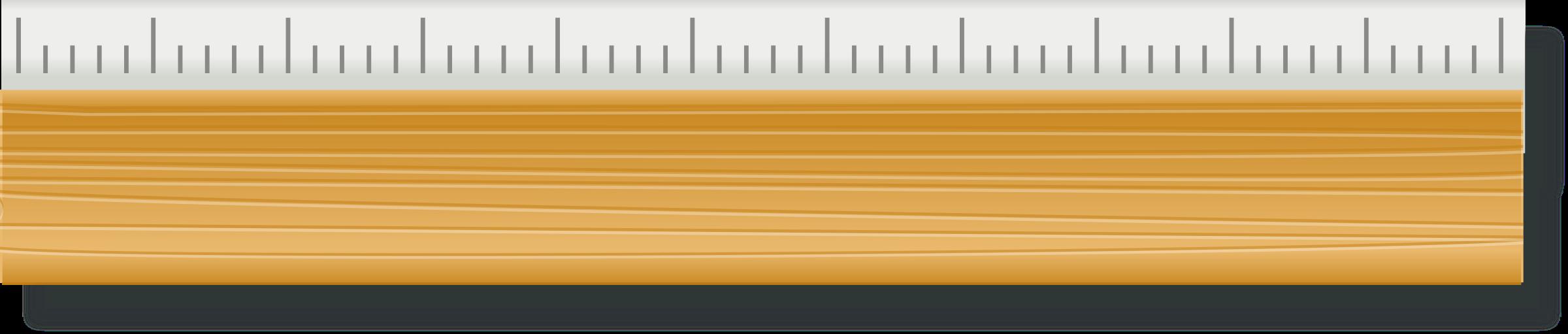 clipart ruler blank