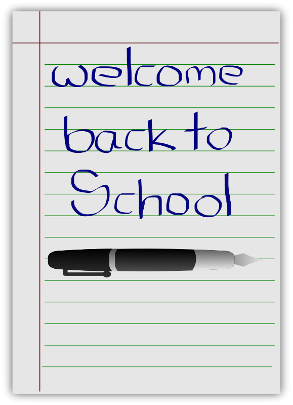 Free classroom graphics welcome. Schoolhouse clipart back to school