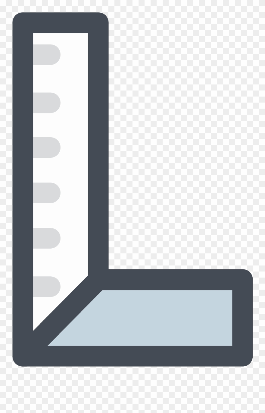 Clipart ruler construction. Carpenter icon