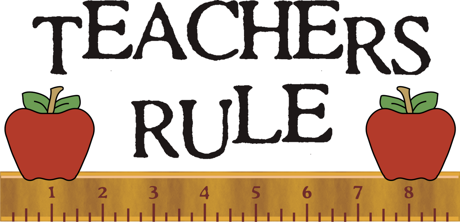 July teaching maths with. Clipart ruler education