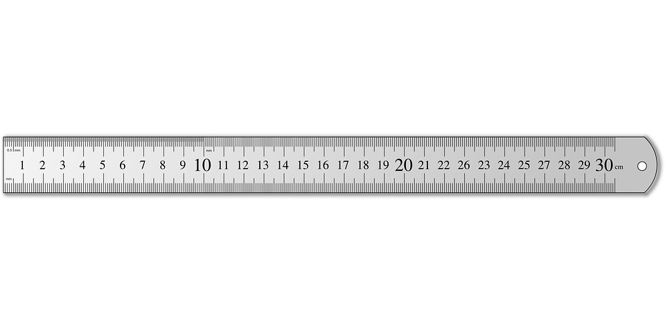 ruler clipart length