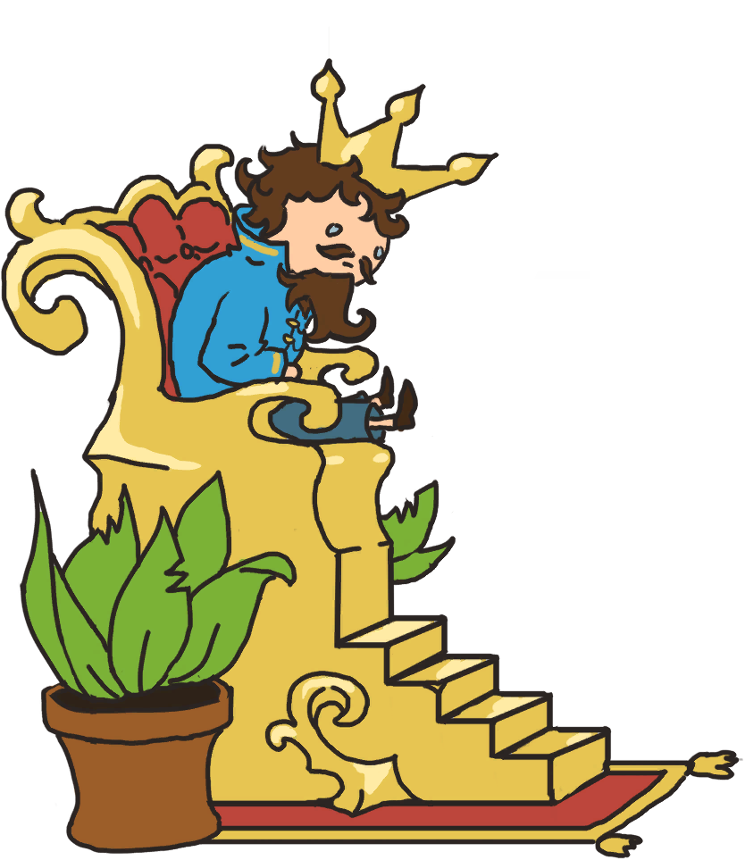 Sort the court wikia. Clipart ruler king