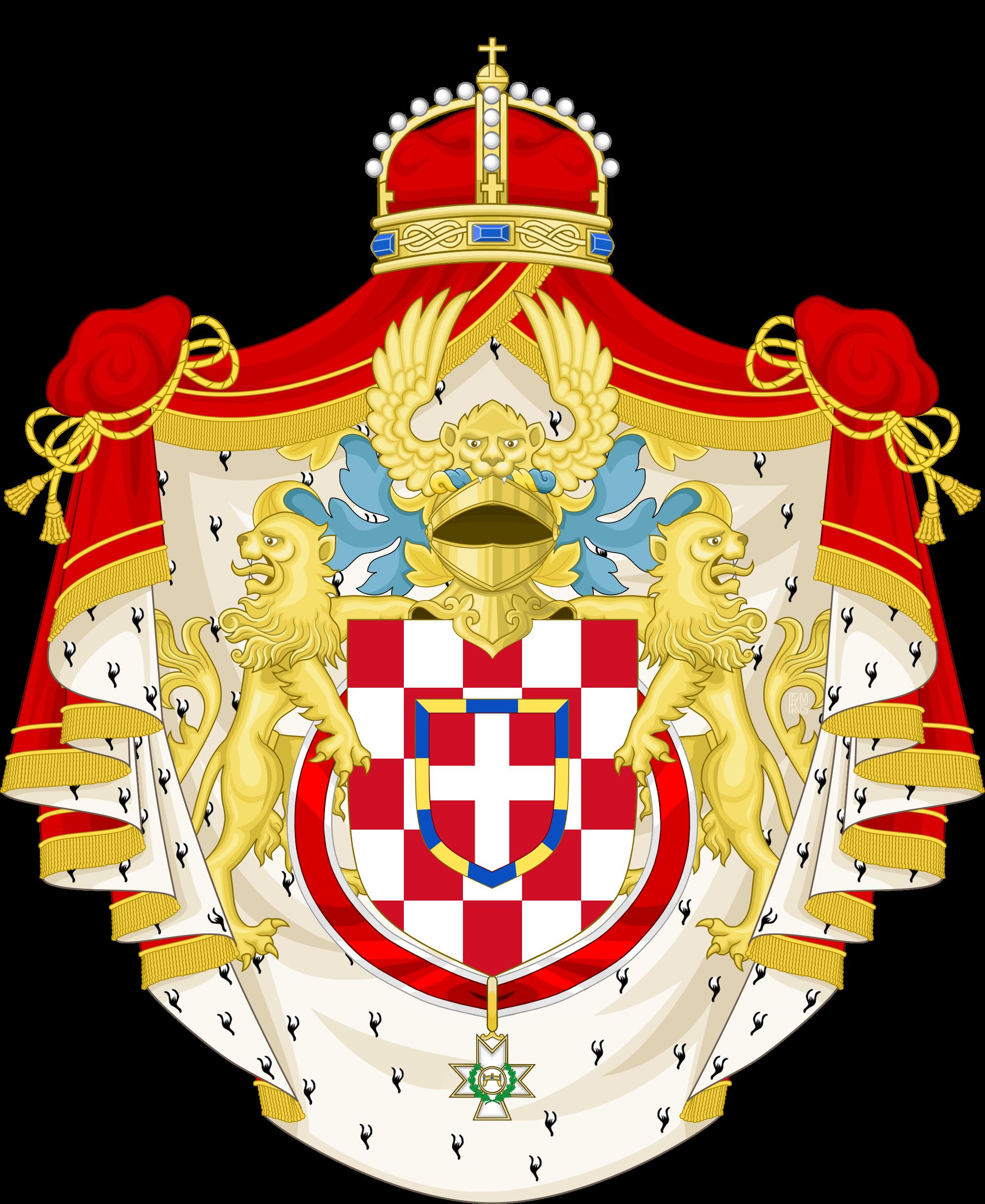 List of rulers croatia. Clipart ruler monarch