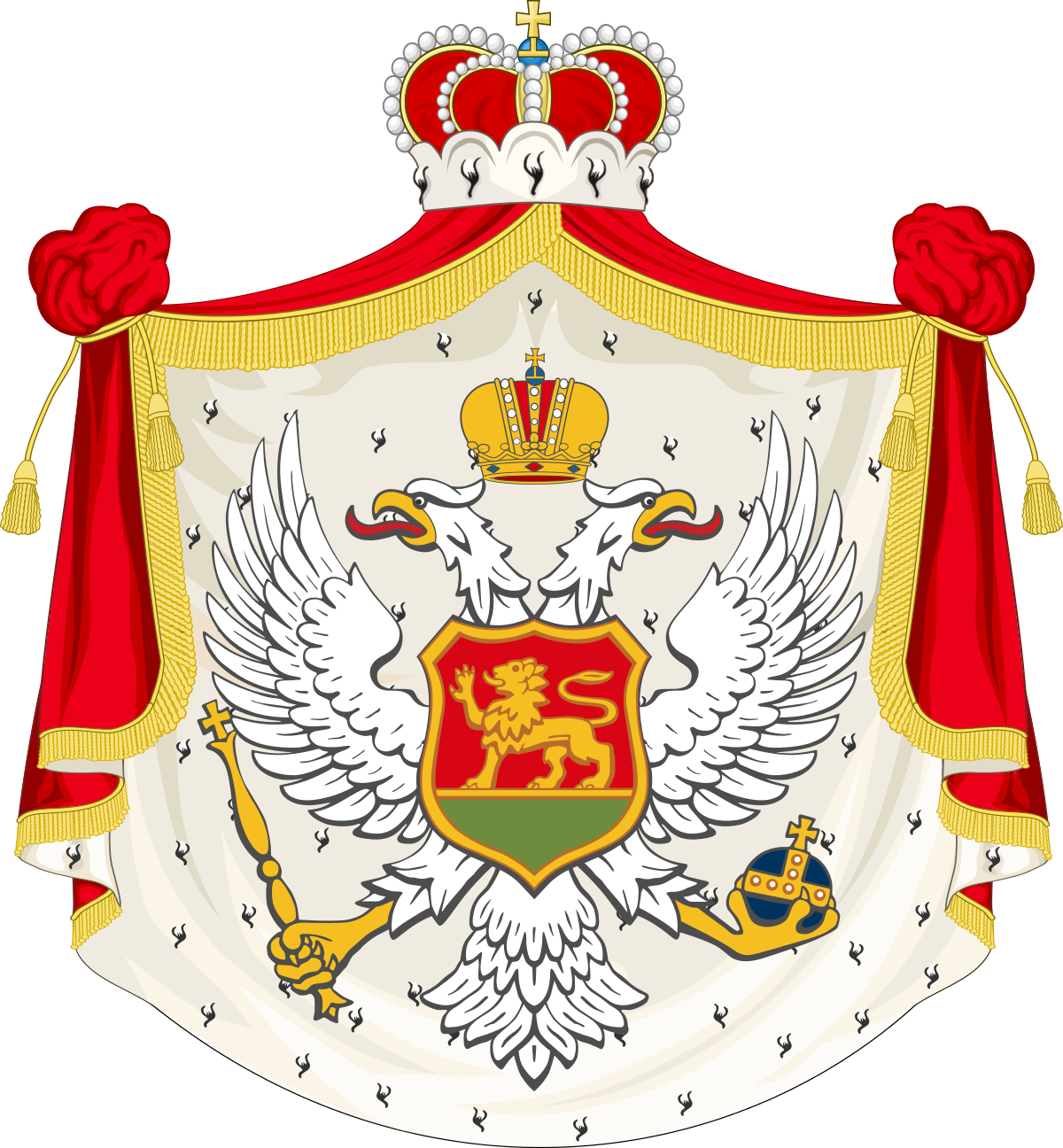 List of rulers montenegro. Clipart ruler monarch