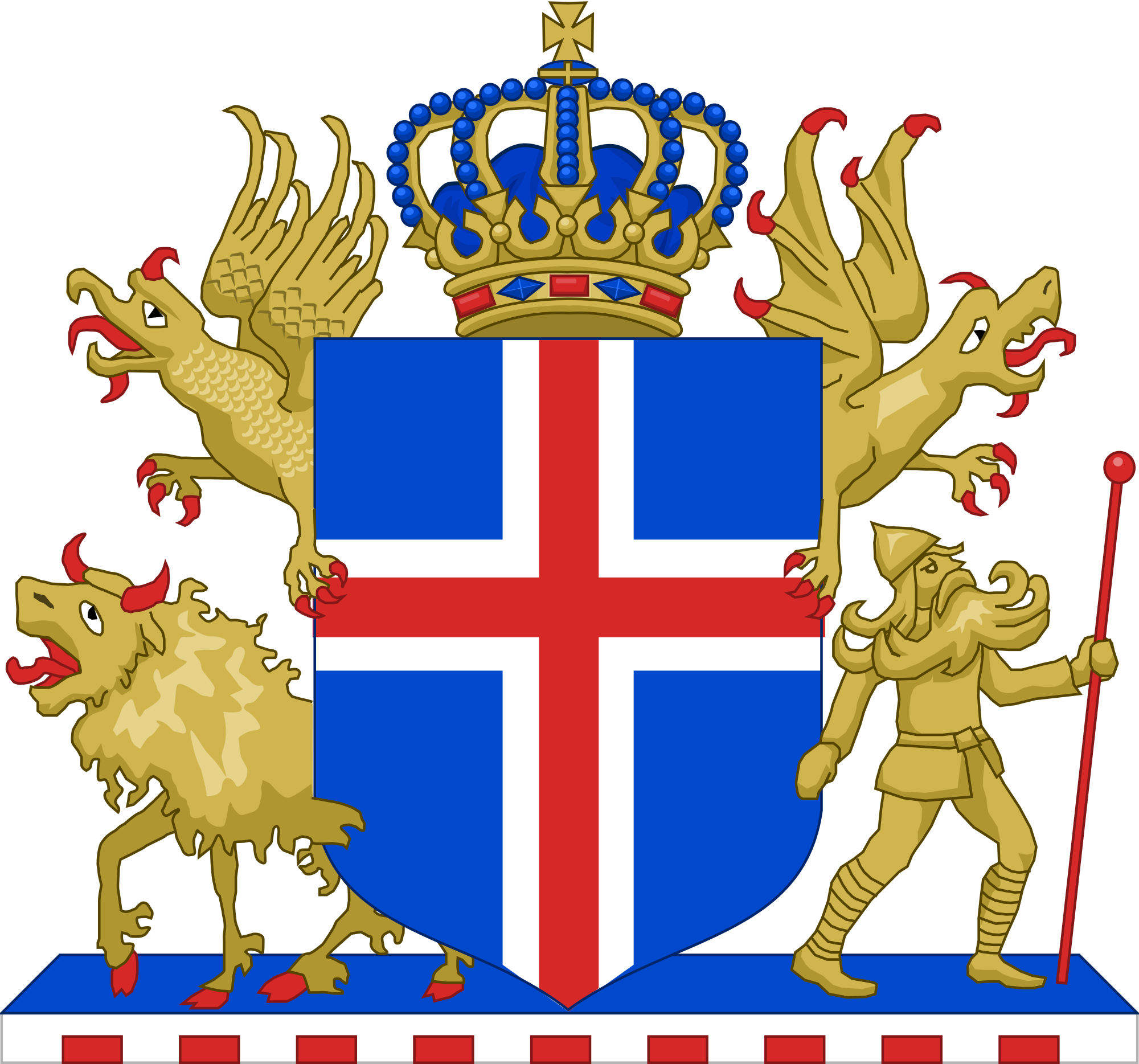 Clipart ruler monarch. List of rulers iceland