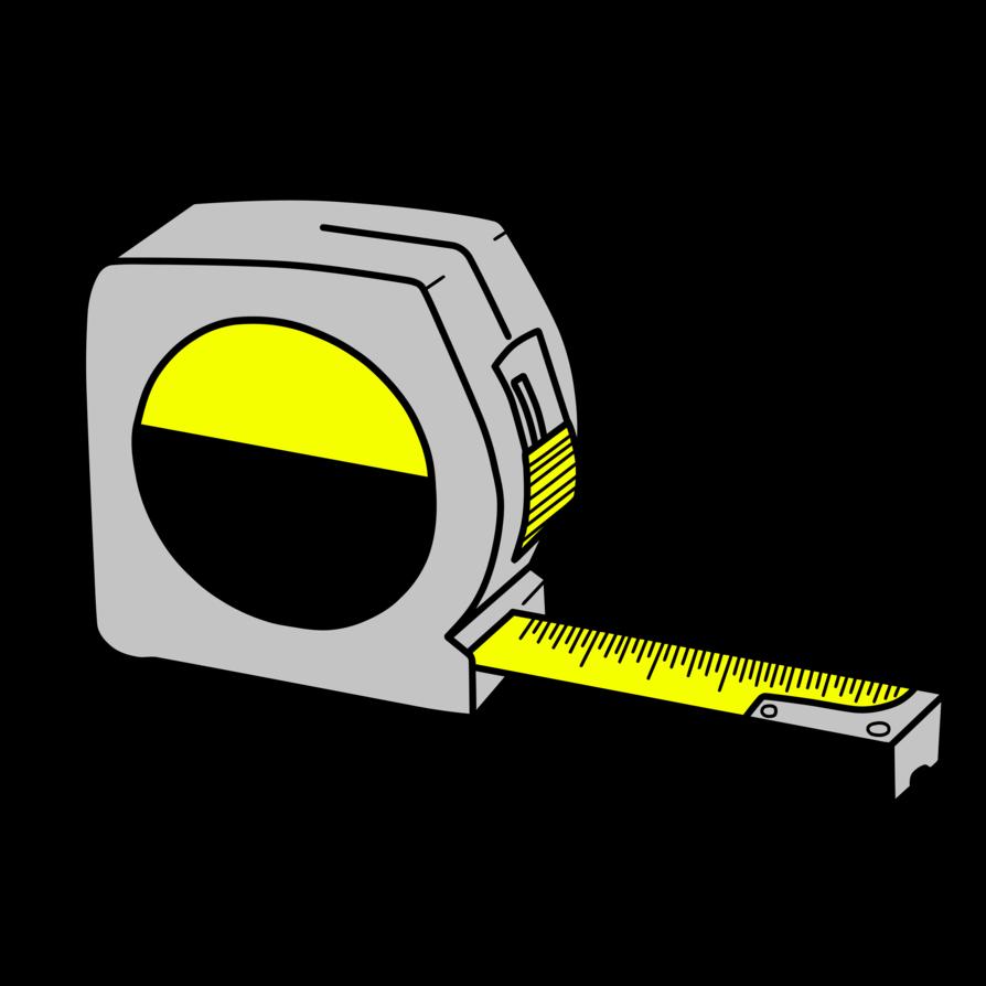 Measure tape png image. Clipart ruler plastic ruler