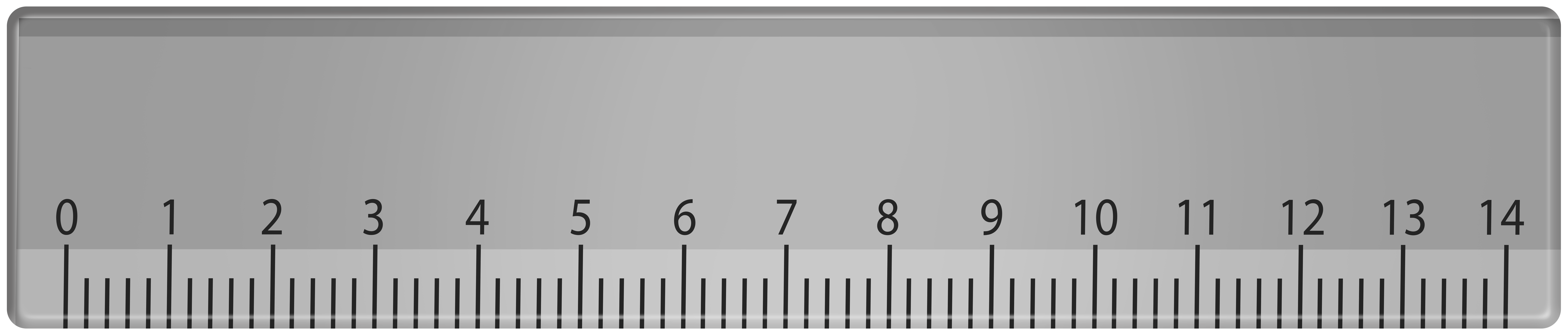 Clipart ruler plastic ruler. Transparent png clip art