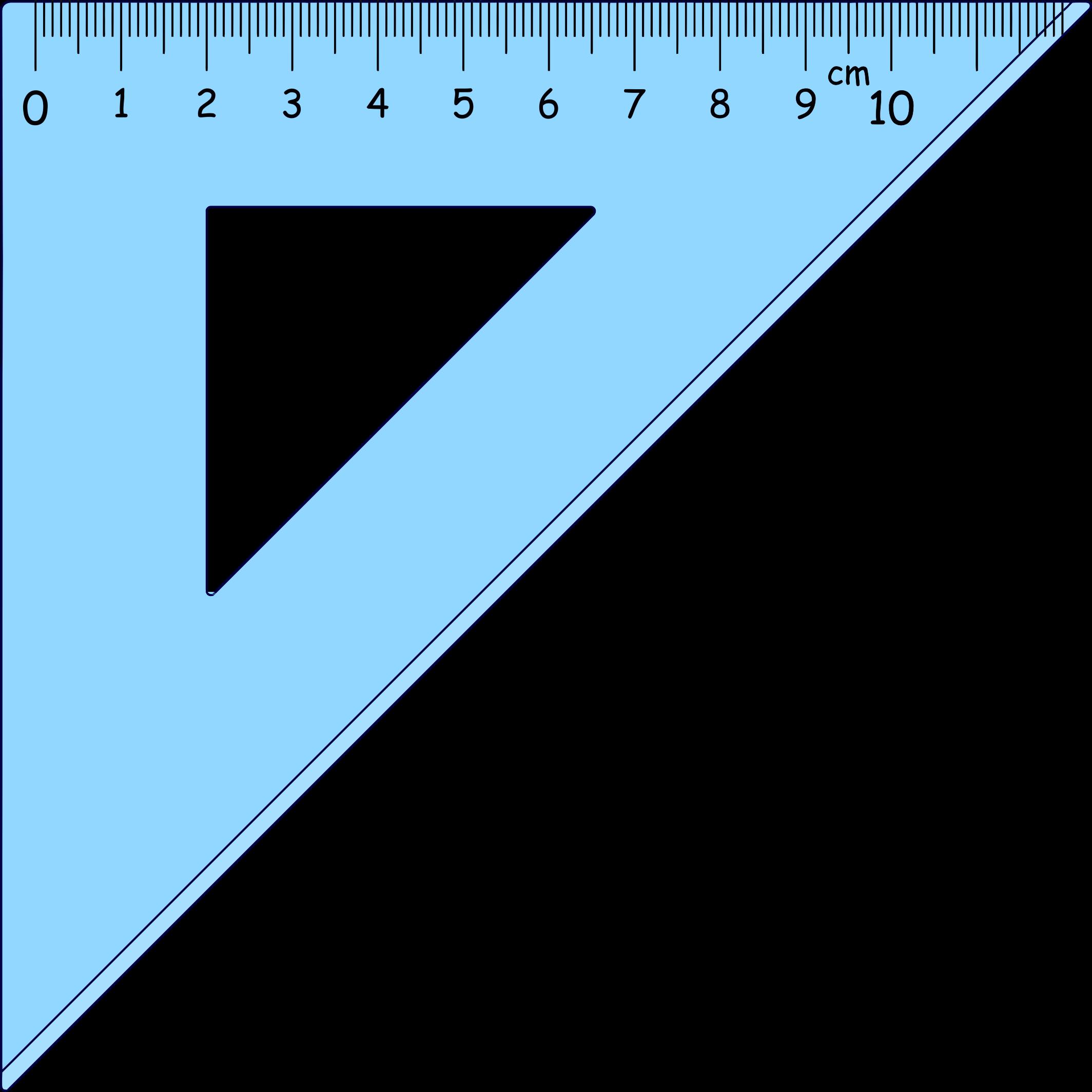 clipart ruler printable