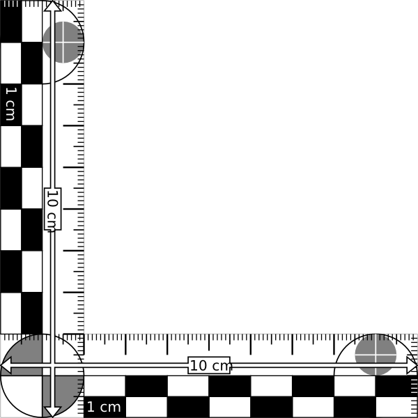 Instrument clip art at. Clipart ruler rectangle