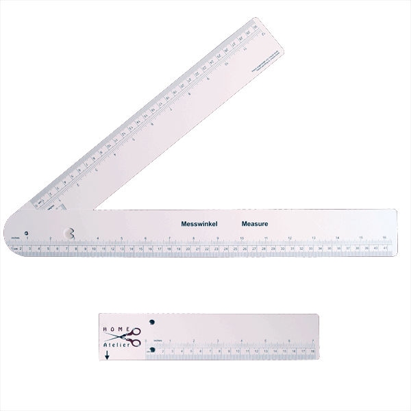 Hurth measuring cochenille design. Clipart ruler rectangle
