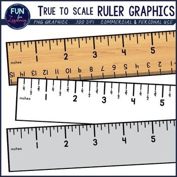 Clipart ruler standard.