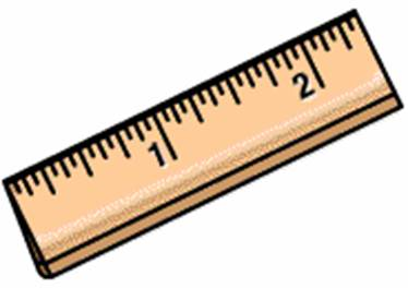Clipart ruler standard. Foot graphics illustrations free