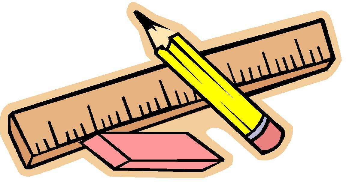 Clipart ruler supply. Free school cliparts download