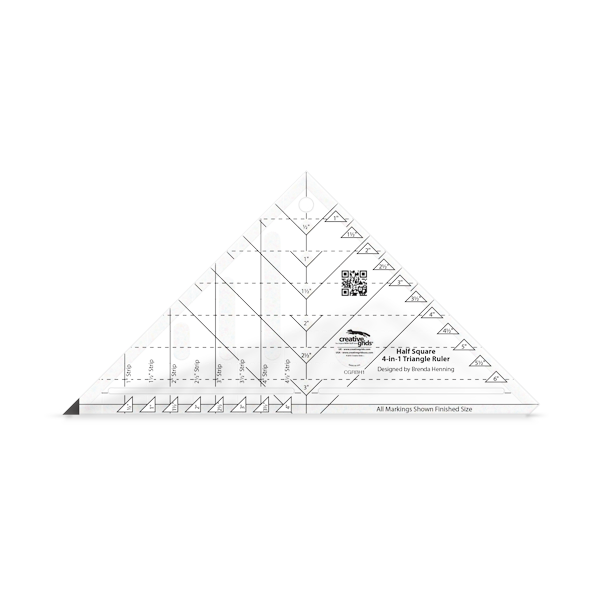 Ruler clipart triangle ruler. Creative grids usa halfsquare