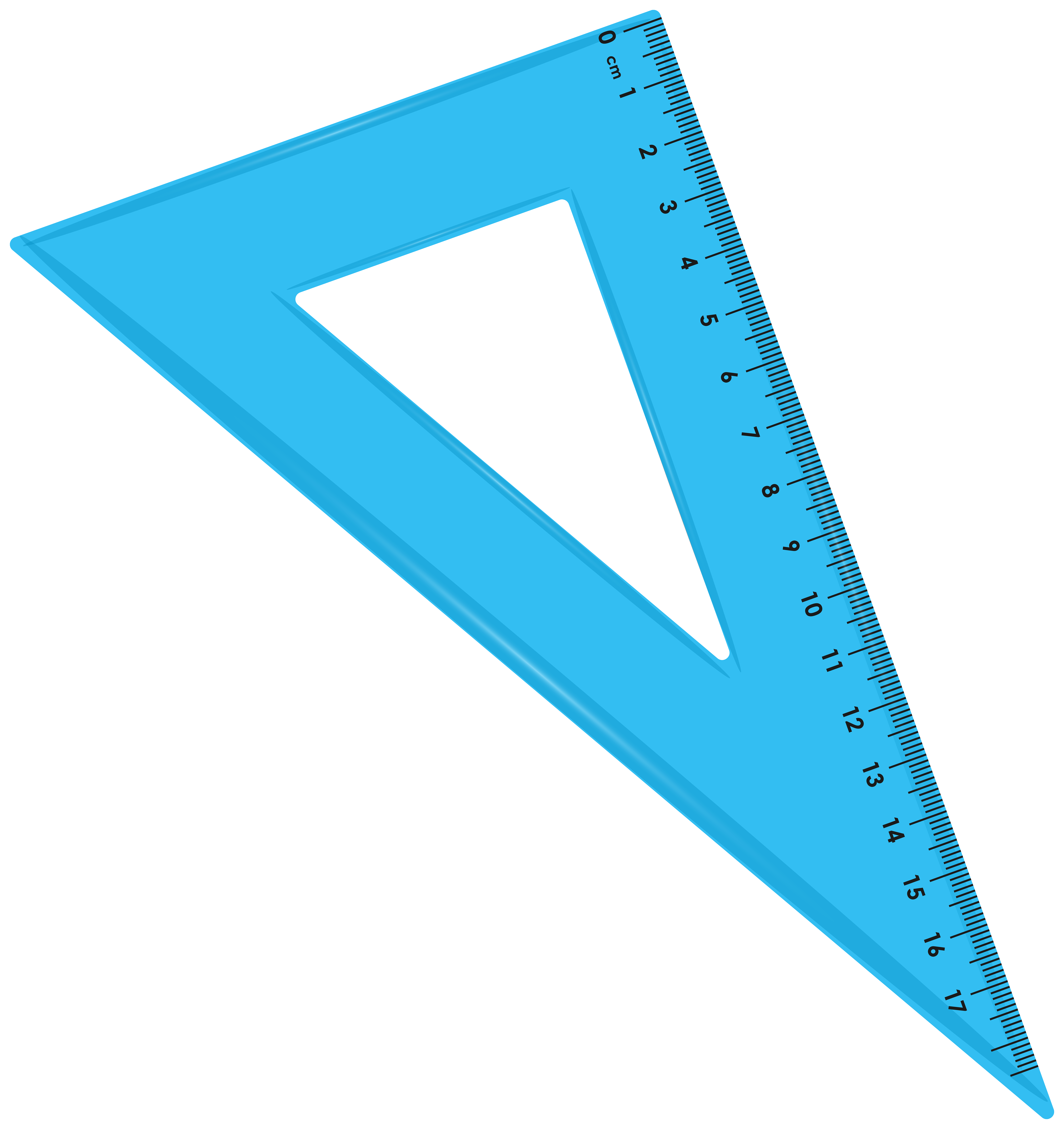 School png gallery yopriceville. Clipart ruler triangle ruler