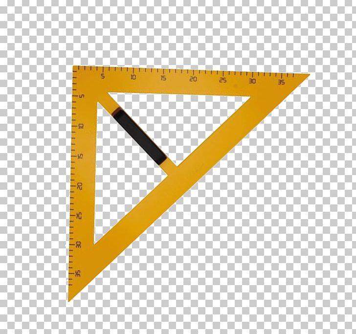 Compass set square protractor. Clipart ruler triangle ruler