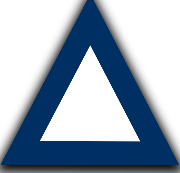 clipart shapes triangle