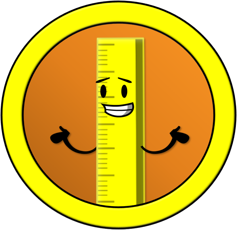 Clipart ruler yellow. The strive for million