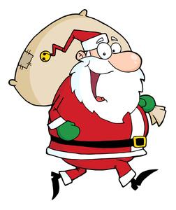 Claus clip art website. Clipart santa