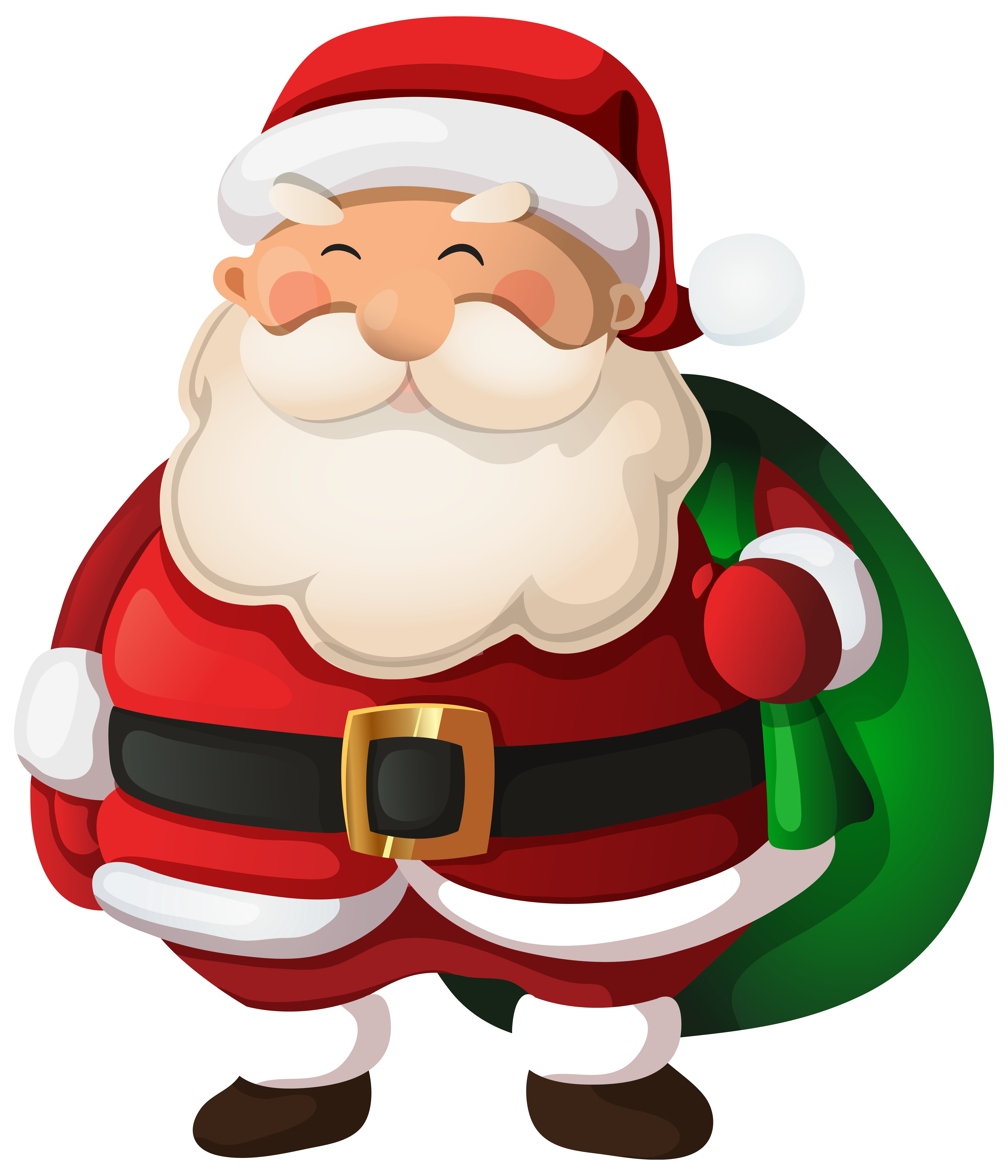 Clipart santa. Claus png clip art