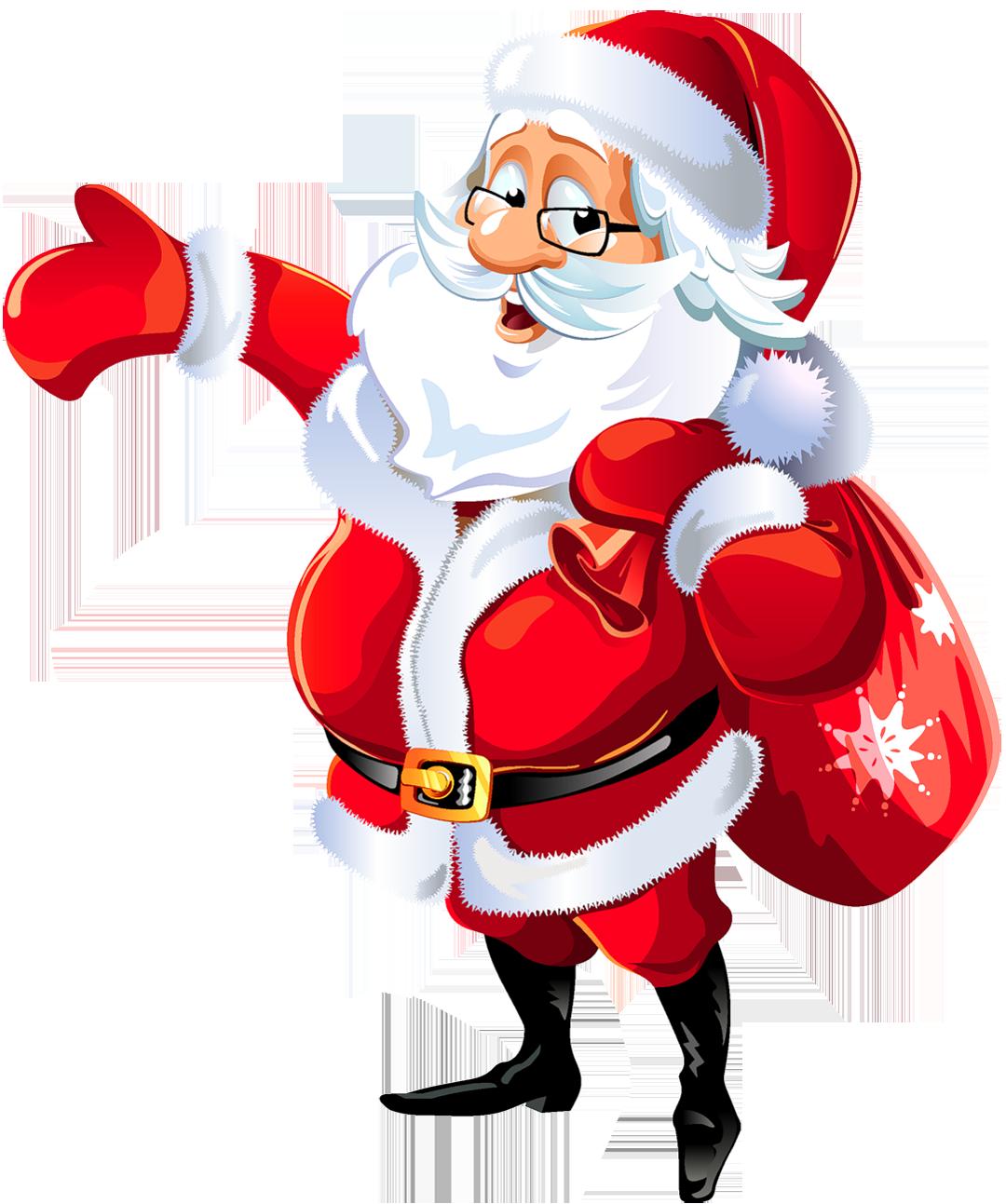 Claus like figures. Clipart santa airplane