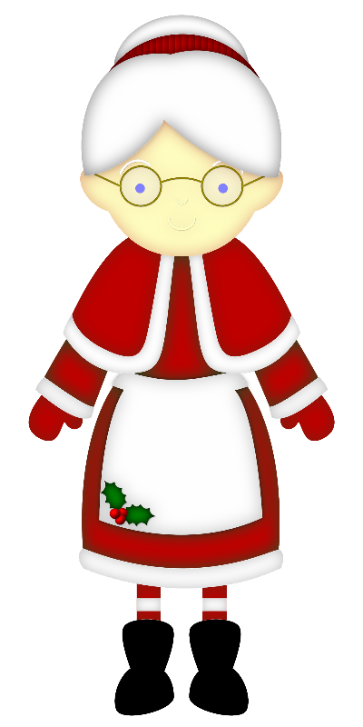 Mrs Claus Clipart at GetDrawings