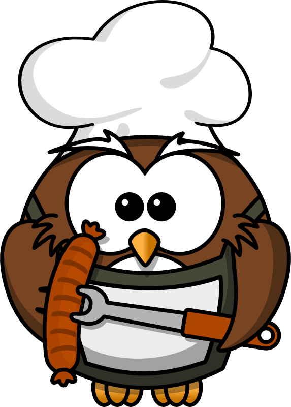 grilling clipart description