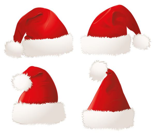 Clipart santa clothes. Christmas hats gallery free